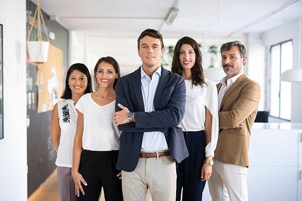 Maximize o potencial dos seus colaboradores com software de RH Sage 1