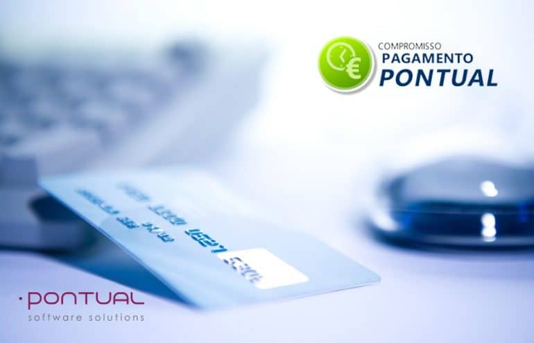 PONTUAL é membro do Compromisso de Pagamento PONTUAL 1