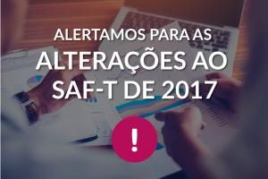 Novo SAF-T 2017