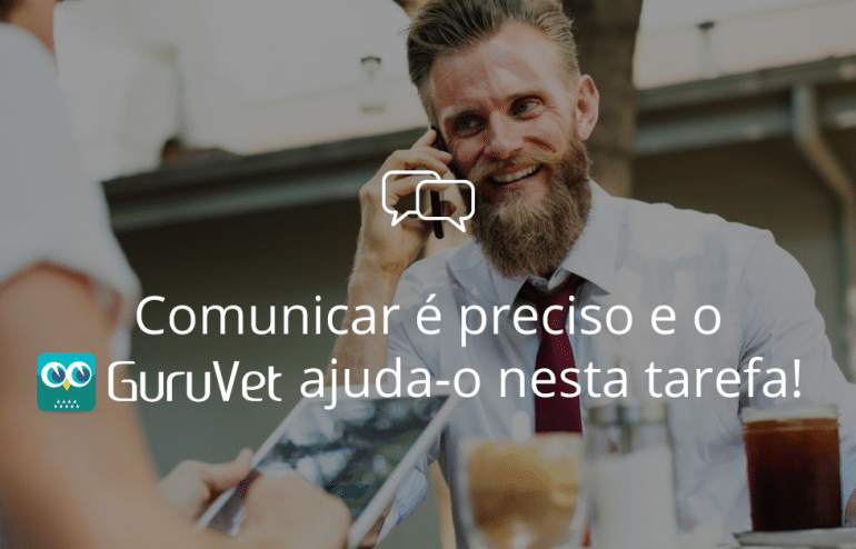Comunicar GuruVet