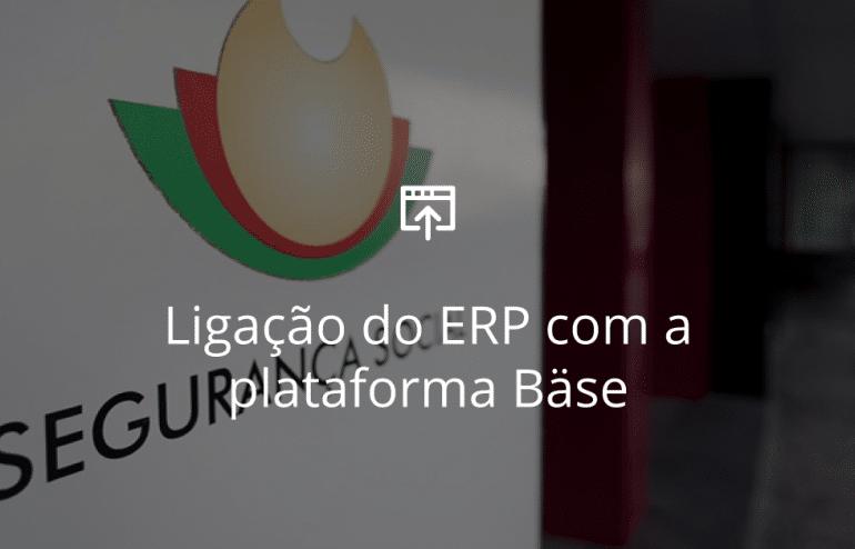 Ligação ERP plataforma Base