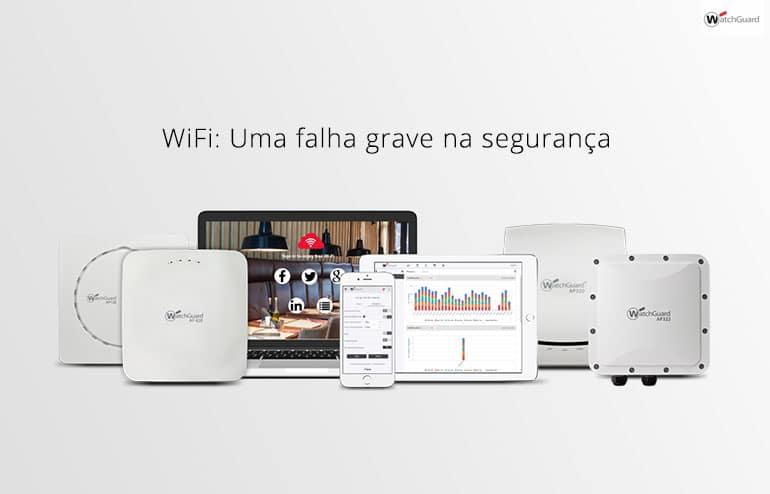WiFi: Uma falha grave na segurança 1