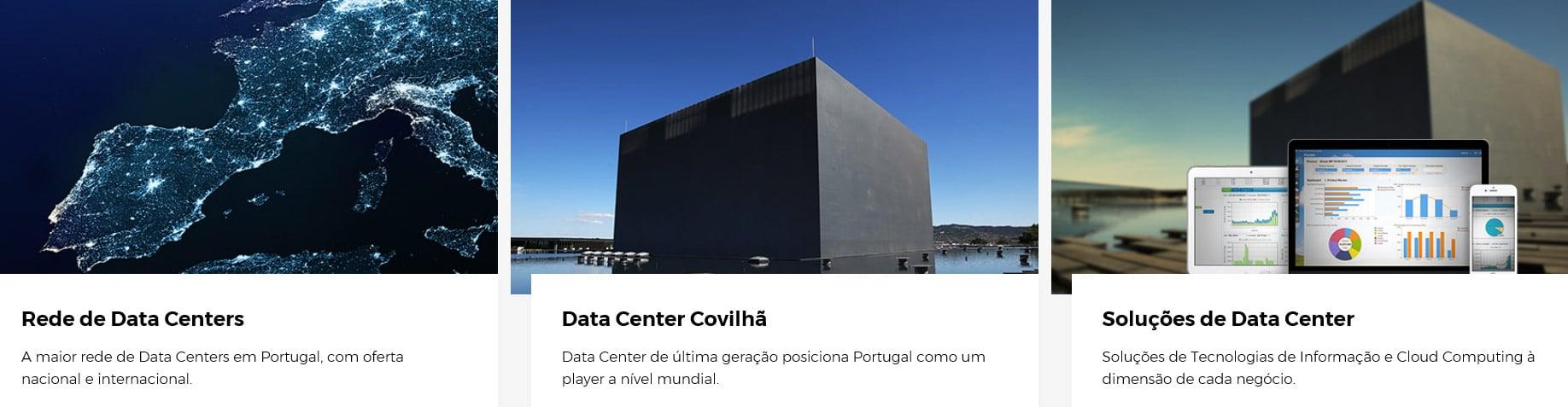 Data Centers em Portugal