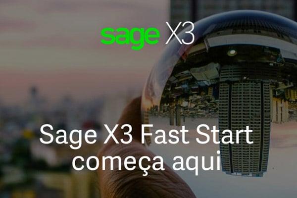 Sage X3 Fast Start