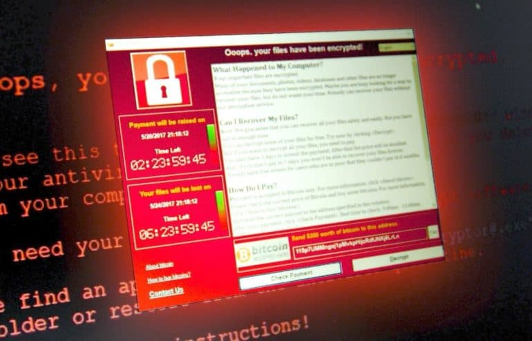 Ransomware ao ataque nos NAS 18