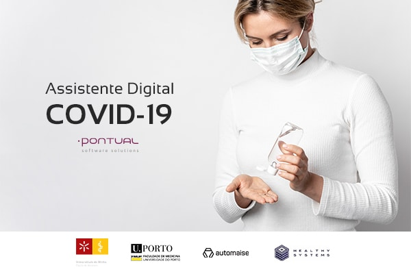 COVID-19: A Pontual disponibiliza um assistente virtual 1