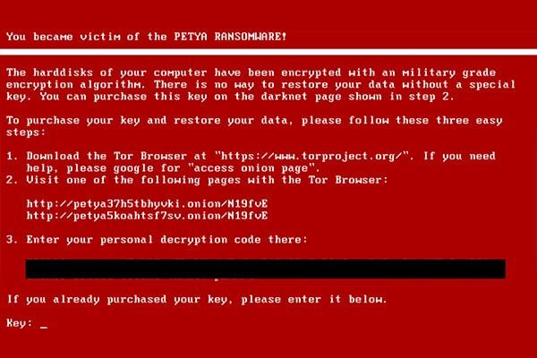 Ataques de ransomware: Necessidade de recuperação de dados da empresa moderna 2