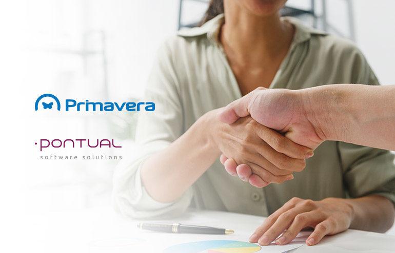 Programa Up Business Partner: parceiro Primavera by Pontual 3