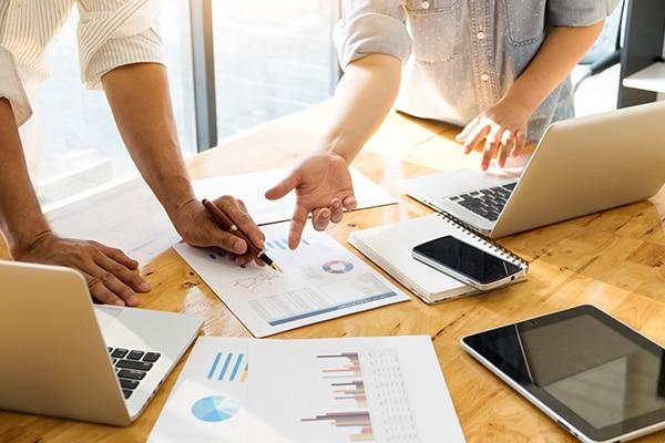 O que pode fazer com a informação armazenada no seu ERP? 3