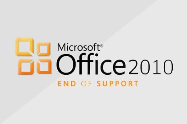 O que significa o fim do suporte do Office 2010 a partir de 13 de outubro de 2020? 6