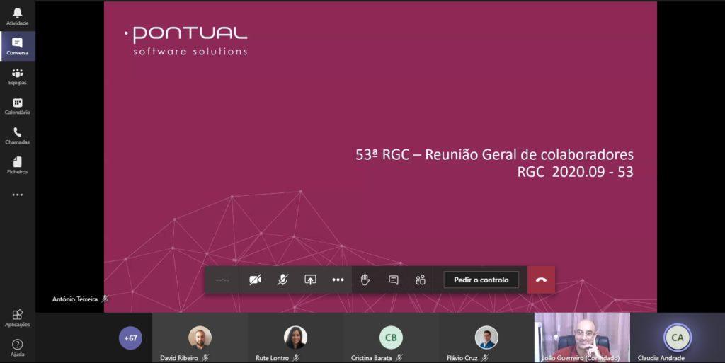 53ª Reunião Geral de Colaboradores (RGC) 5